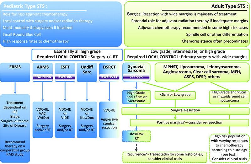 Pediatric Oncology: Soft tissue sarcomas